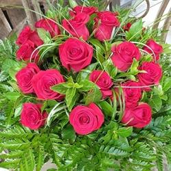 Bouquets deuil