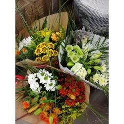 Bouquets tiges
